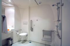 easyHotel Sofia -Disability bathroom