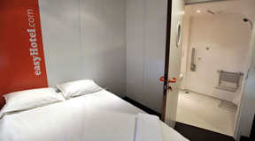 easyHotel Sofia disability room