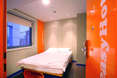 easyHotel Sofia - STANDARD room